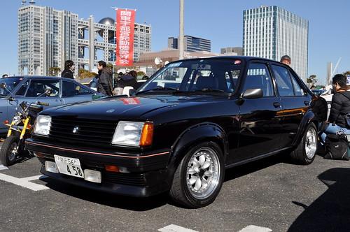 1982 ISUZU GEMINI ZZ/R