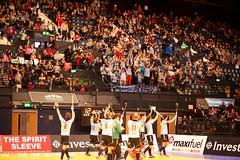 Maxifuel Super Sixes Finals - Semi Final II Reading V Beeston