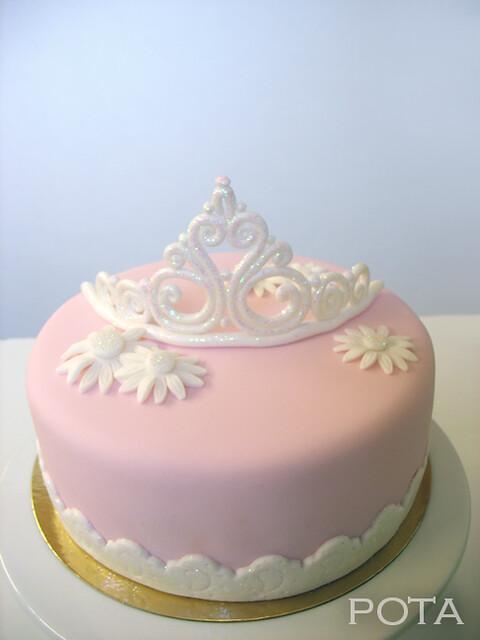 Gâteau pour une princesse