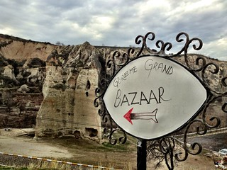 Goreme | by neverbutterfly