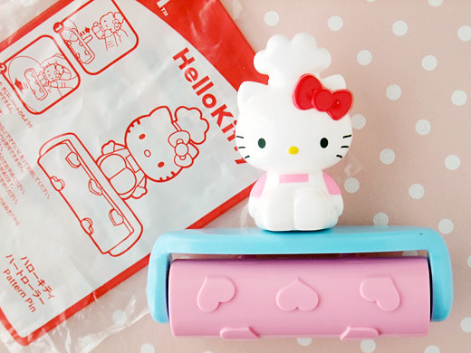 Hello Kitty happy meal 2