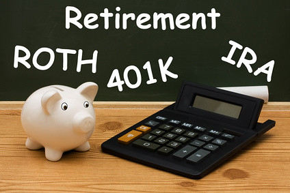IRA 401K increase in 2013