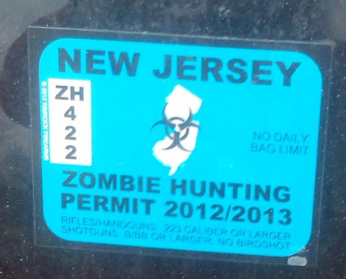 NJ Zombie Hunter