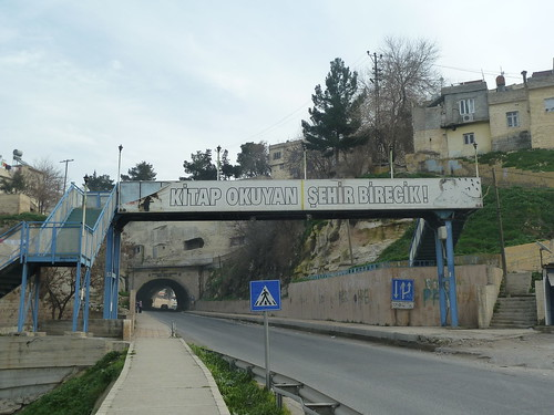 Birecik is a city that reads books by mattkrause1969