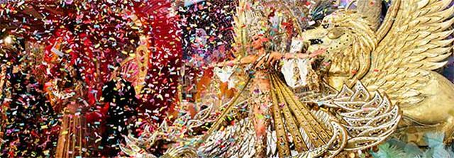 Carnaval de Santa Cruz de Tenerife (Islas Canarias)