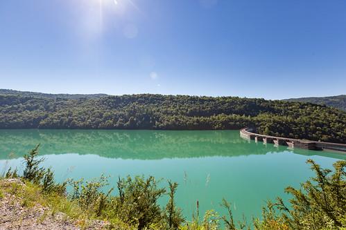 Lac de Vouglans-17