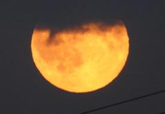 Moon swallowed