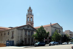 First Unitarian Church of Los Angeles, Allison & Allison 1926