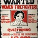 Fire Department recruiting poster, circa 1980 by Seattle Municipal Archives