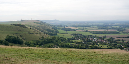 South Downs Escarpment