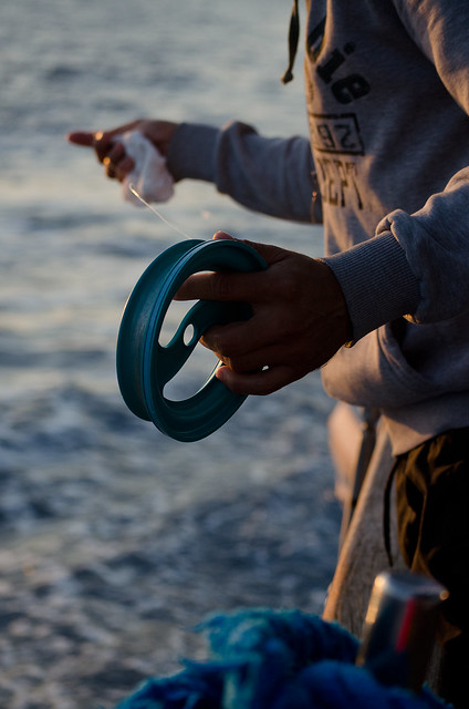 Fishing Reel & Line