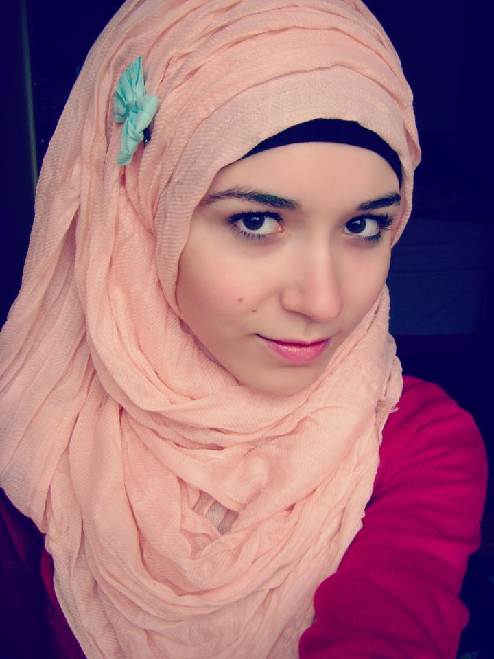 40 Modern And Simple Hijab Styles