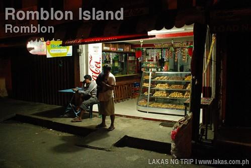 Sari-sari store in Romblon Island, Romblon