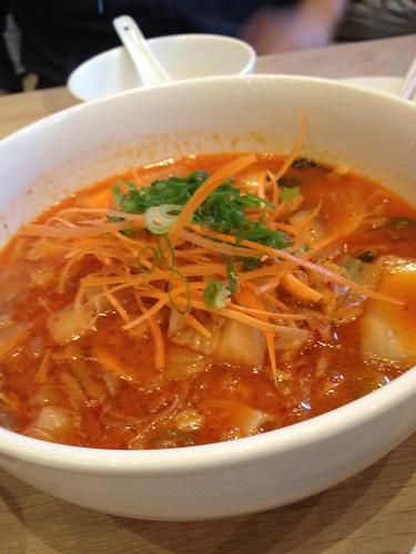 Momofuku Kim Chi Stew