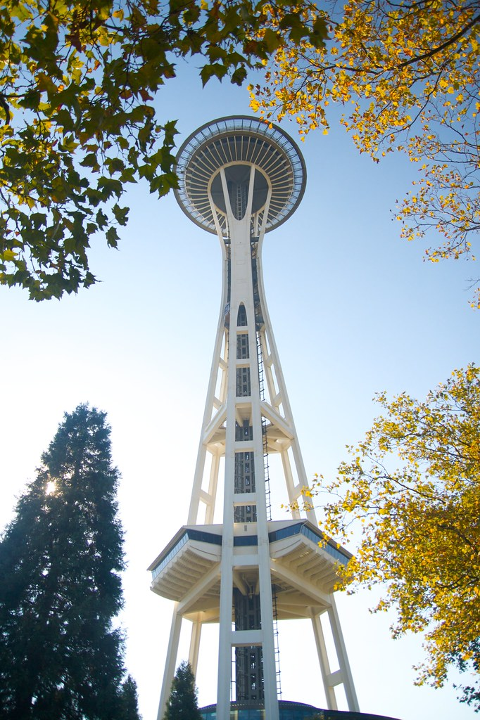 space needle  2238
