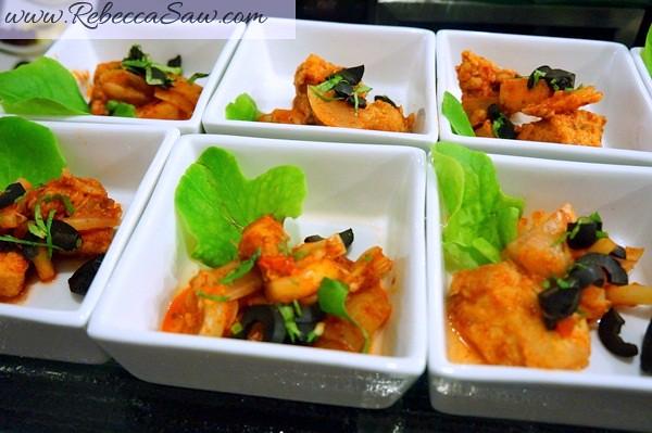 peruvian food KL - Ritz Carlton KL-010