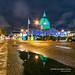 After Rain City Hall San Francisco by davidyuweb