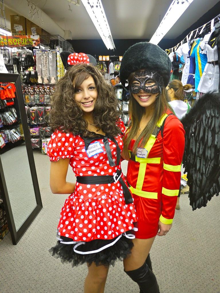 Halloween Craze | West Broadway, Vancouver