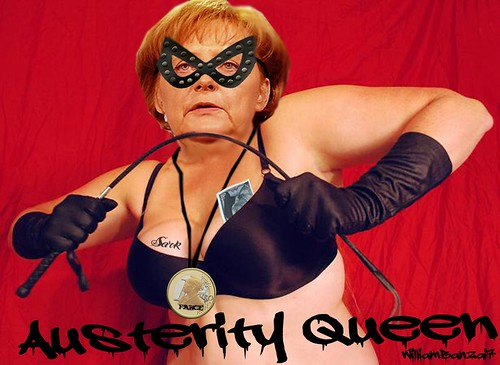 NOBEL AUSTERITY QUEEN by Colonel Flick