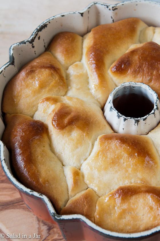 Helen Corbitt's Monkey Bread
