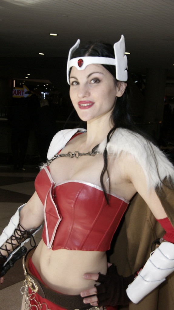 New York Comic Con/Anime Festival (Friday) 2012
