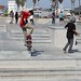 Drake Vasquez, Skateboarding Commercial Audition, Venice Beach Skatepark