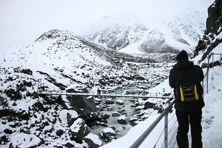 2nd Swing Bridge @ Hooker Valley Track