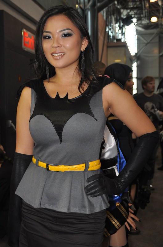Lovely Animated Batgirl
