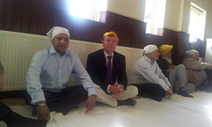 14/10/12 Visit to Guru Hargobind Sahib Sikh Temple Dartford