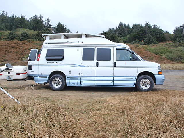 Simple Off Road RVs  Revcon Trailmaster 4x4 2003