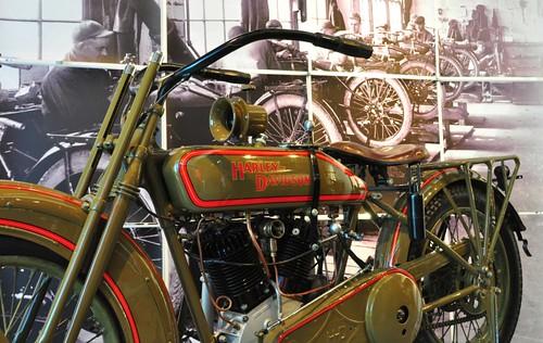 Harley Davidson Factory
