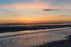 Sunrise, Cook Inlet at Low Tide by Glatz Nature Photography