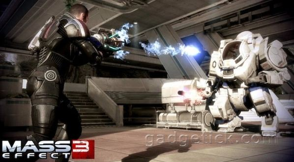 DLC Omega Mass Effect 3