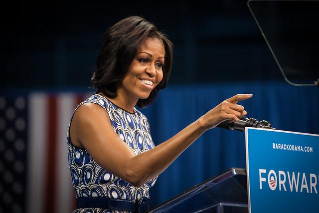 Michelle at UNC-3