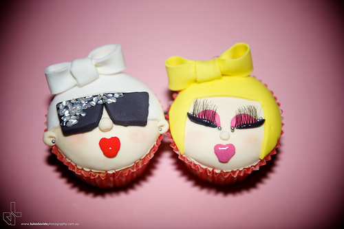 Cupcake gaga