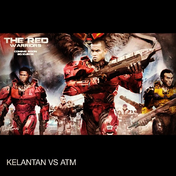 Red Warrior Kelantan