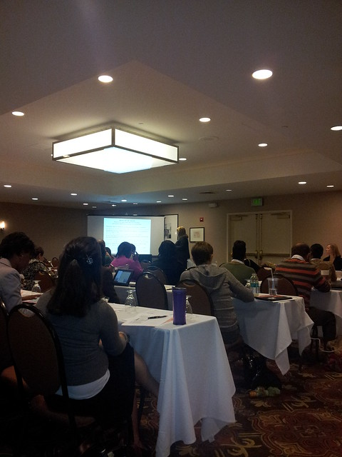 Trisha Buchanan @charter Sch conference