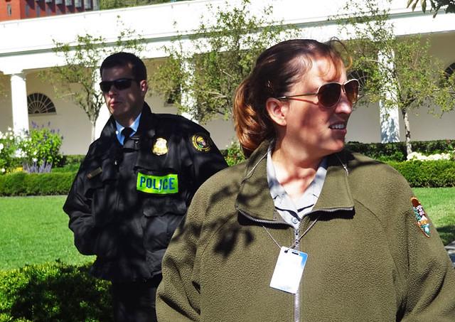police-park-ranger