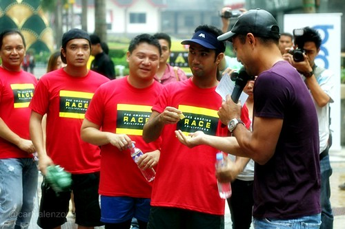 Derek Ramsay Amazing Race Philippines Contestants IMG_0508