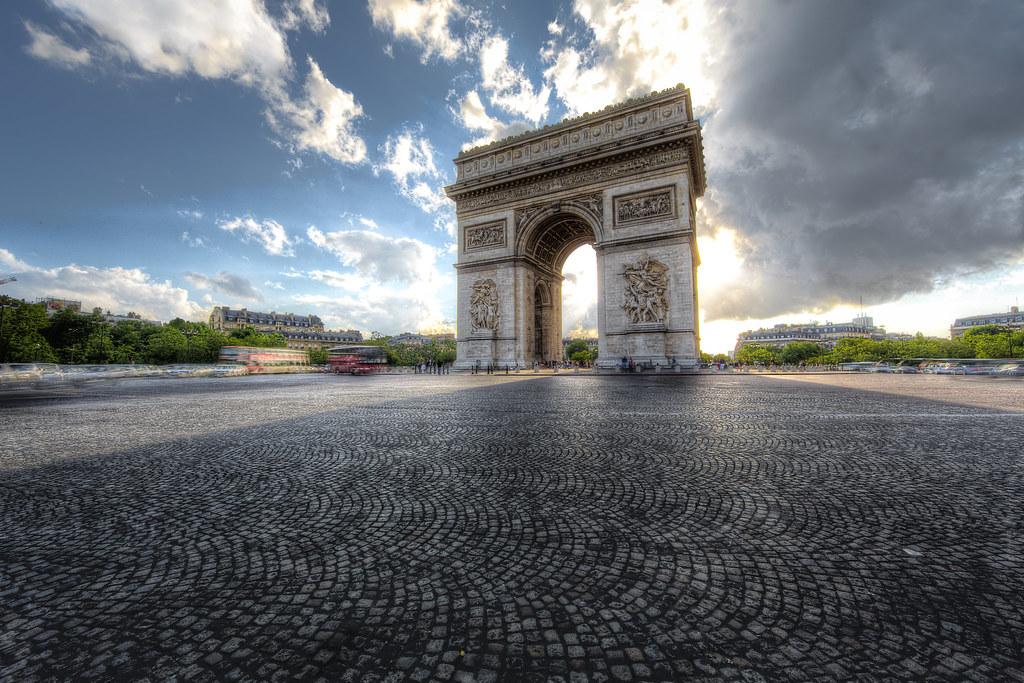 Most Romantic Spots in Paris