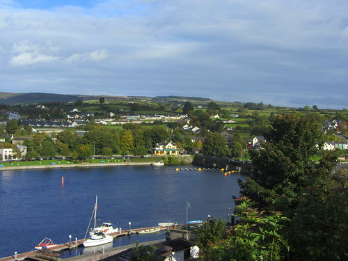 bridge marina clare view tipperary killaloe ballina rivershannon