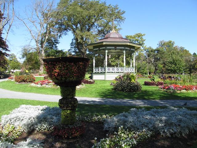 Public Gardens - Halifax, Nova Scotia by CC user dougtone on Flickr