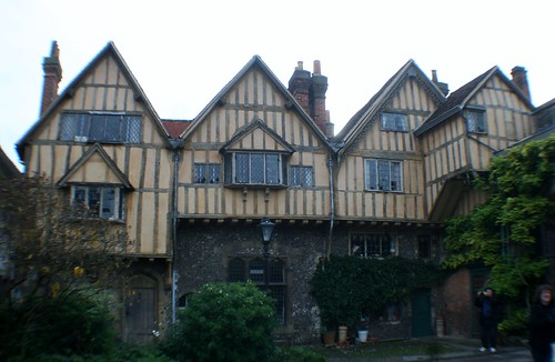 Cheyney Court, Winchester, England