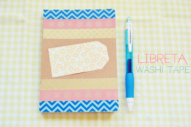 libreta decorada con washi tape (3)