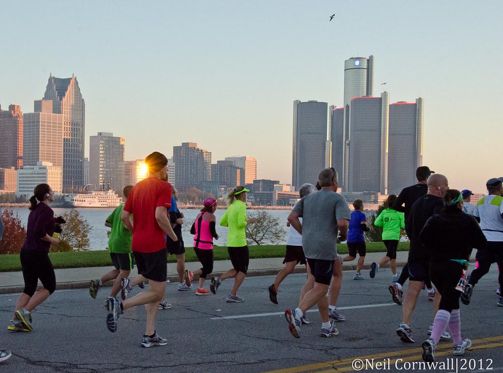 Marathon Views