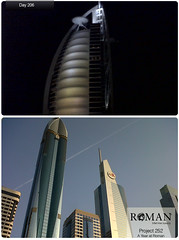 #Project252 - Day 206: Taking in the Architecture of Dubai
