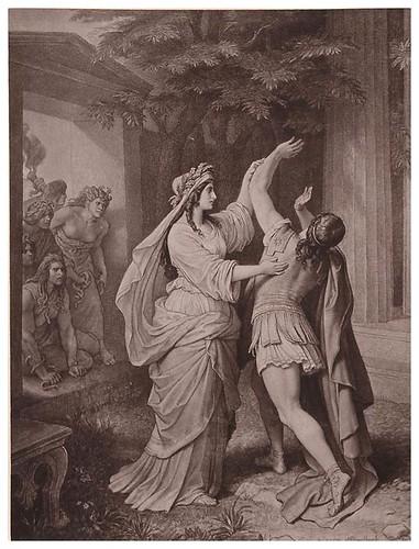 001-Ifigenia en Tauris-Goethe-Galerie…1867- W. von Kaulbach- Universität Düsseldorf