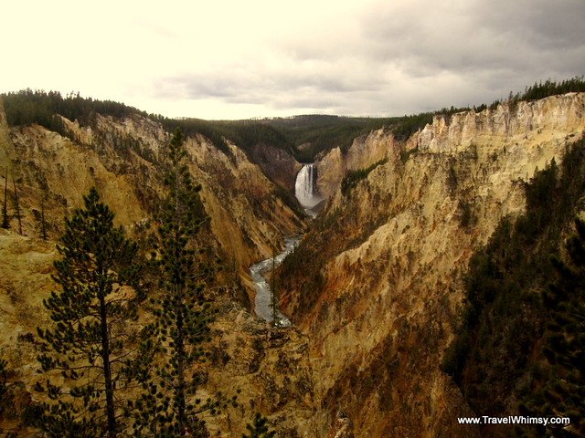 Yellowstone in Late Fall