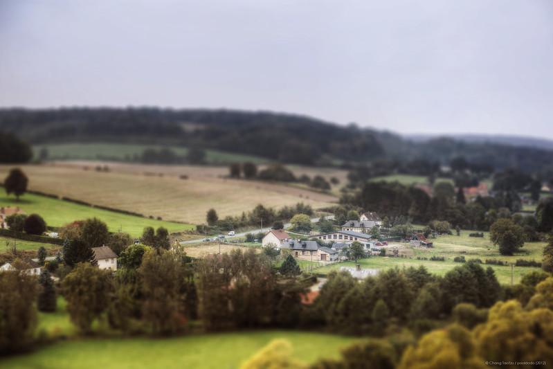 [landscape] small village