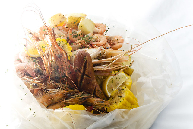 All Shrimp Boil ClawDaddy's Davao SM Lanang Premier